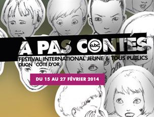 Client : Festival de théatre pluridisciplinaire À Pas Contés http://apascontes.fr  site développé avec Wordpress  Html 5,CSS 3,Php, jQuery